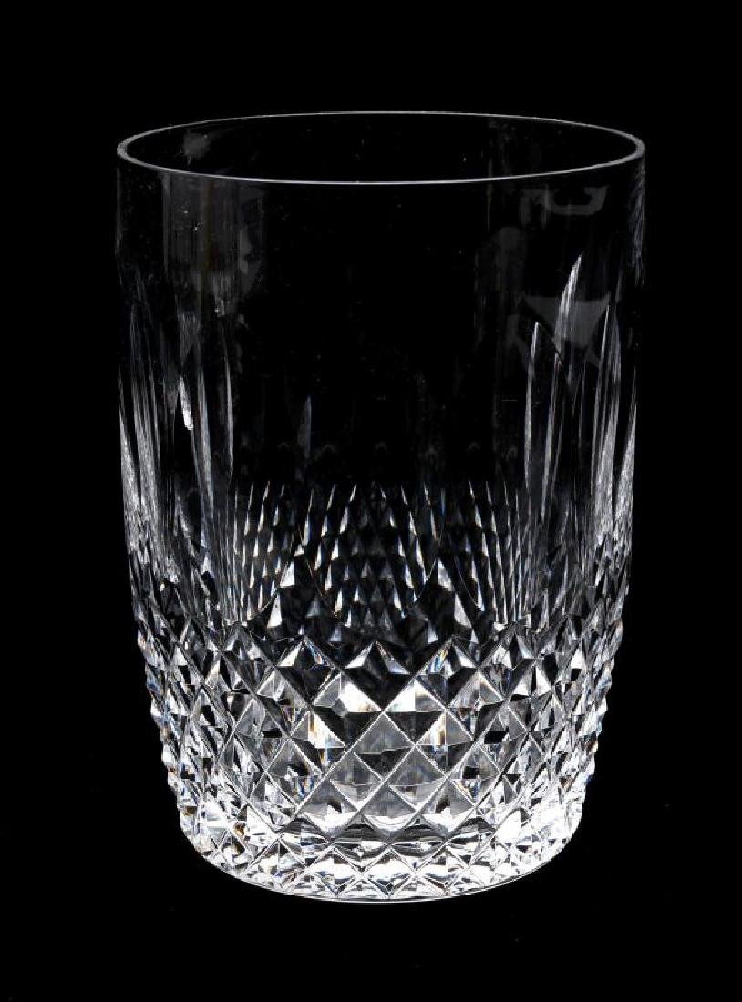 THREE WATERFORD 'COLLEEN' FLAT TUMBLERS - 4