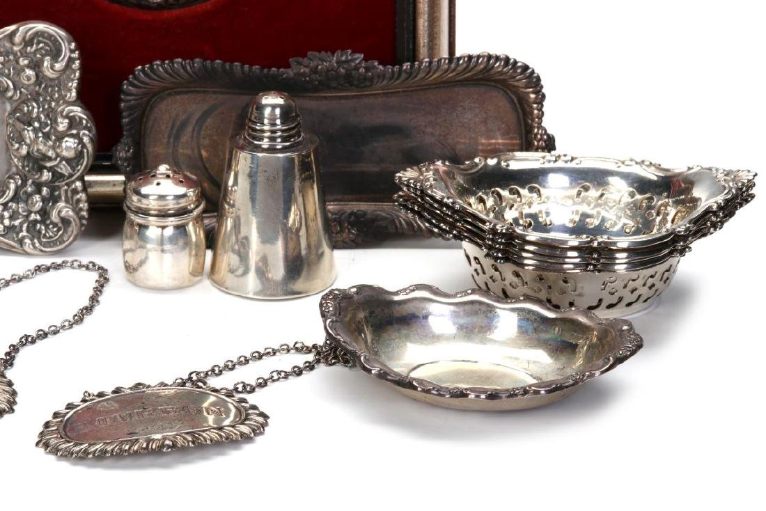 UNGER BROTHERS AND OTHER SMALL STERLING ARTICLES - 5