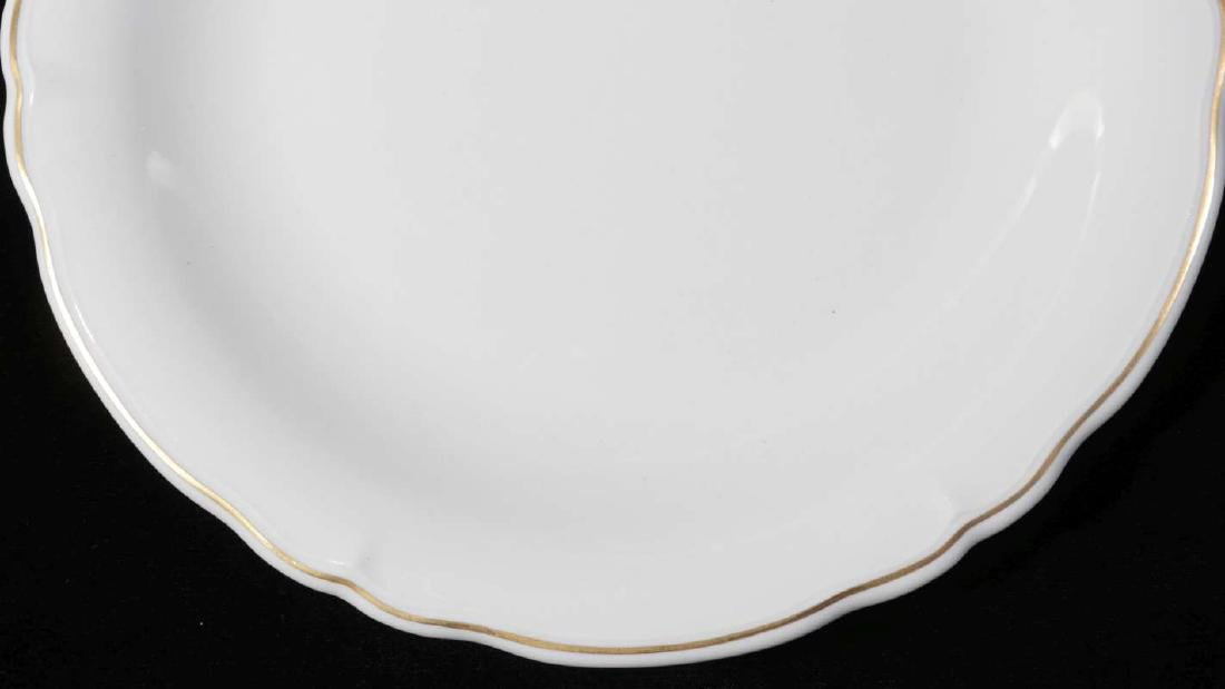EISENHOWER'S AIR FORCE ONE COLUMBINE DINNER PLATE - 4
