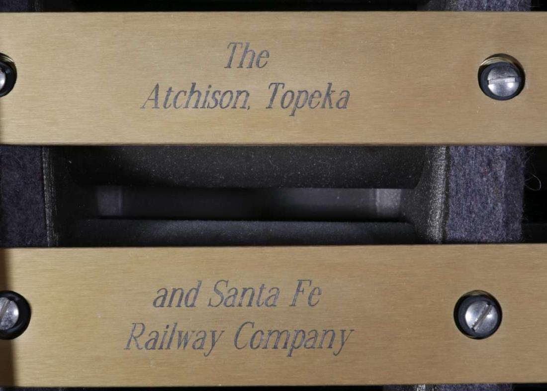 DINING CAR CHIMES ENGRAVED - 2