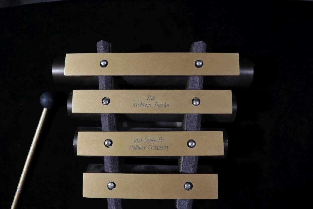 DINING CAR CHIMES ENGRAVED - 3