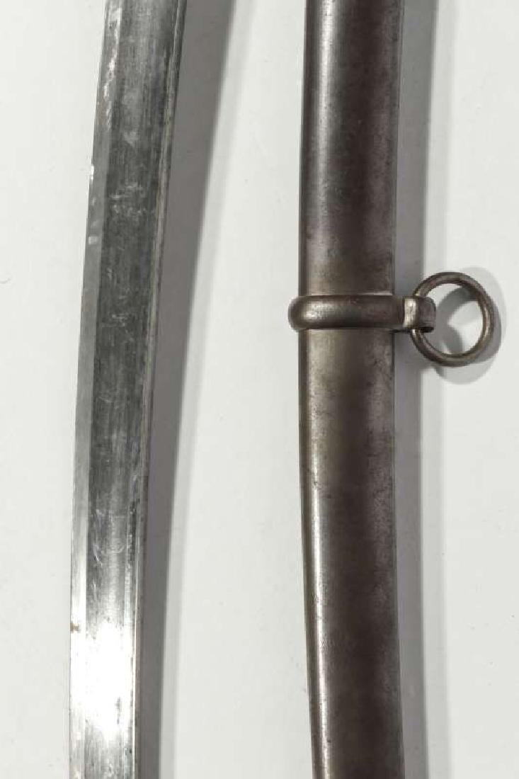 US ARMY M-1864 SWORD AND SCABBARD - 4