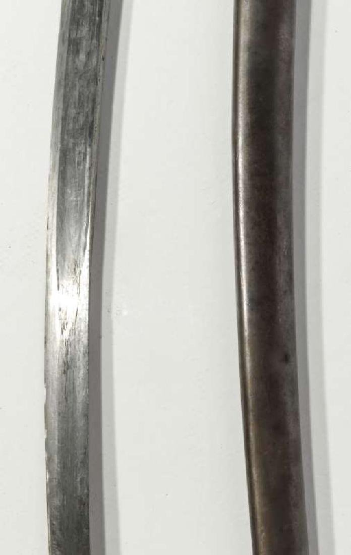US ARMY M-1864 SWORD AND SCABBARD - 5