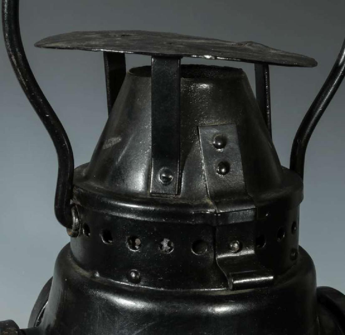 AT&SF SANTA FE RAILROAD SWITCH LAMP - 2