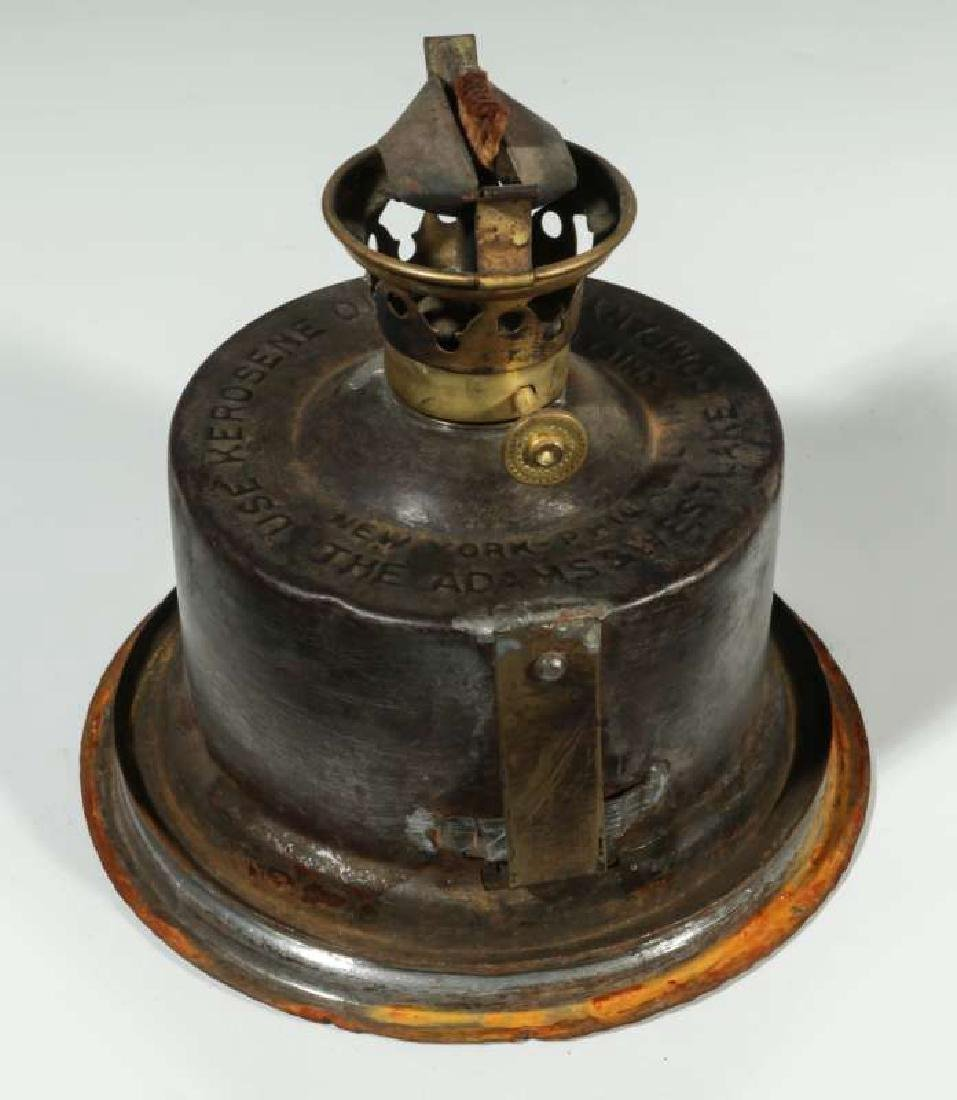 AT&SF SANTA FE RAILROAD SWITCH LAMP - 9