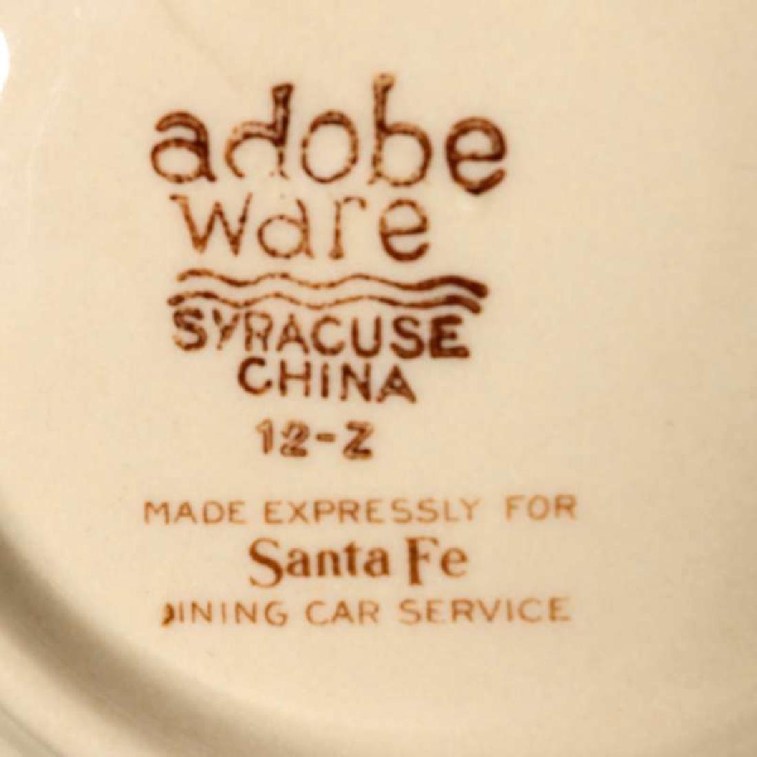AT&SF SANTA FE RR ADOBE ICE CREAM SHELL - 6