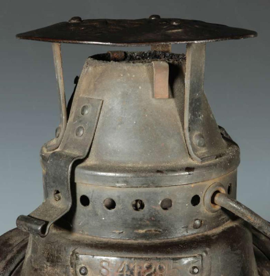 AN AT&SF SANTA FE RR ADLAKE SWITCH LAMP - 2