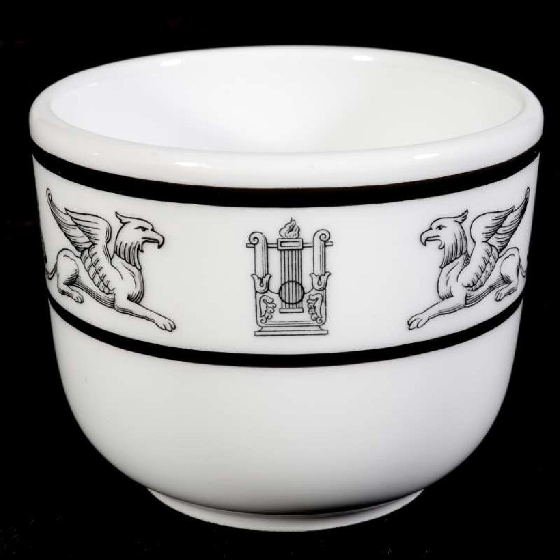 AT&SF SANTA FE RR GRIFFON COFFEE CUP AND SAUCER - 5