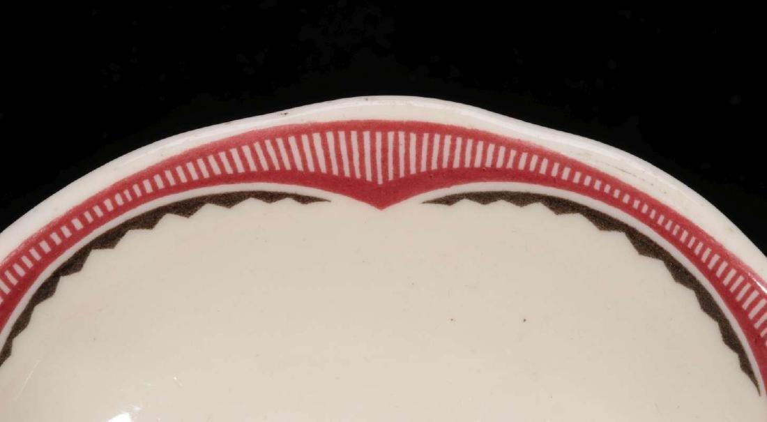 AN UNUSUAL SANTA FE RR MIMBRENO ICE CREAM SHELL - 3