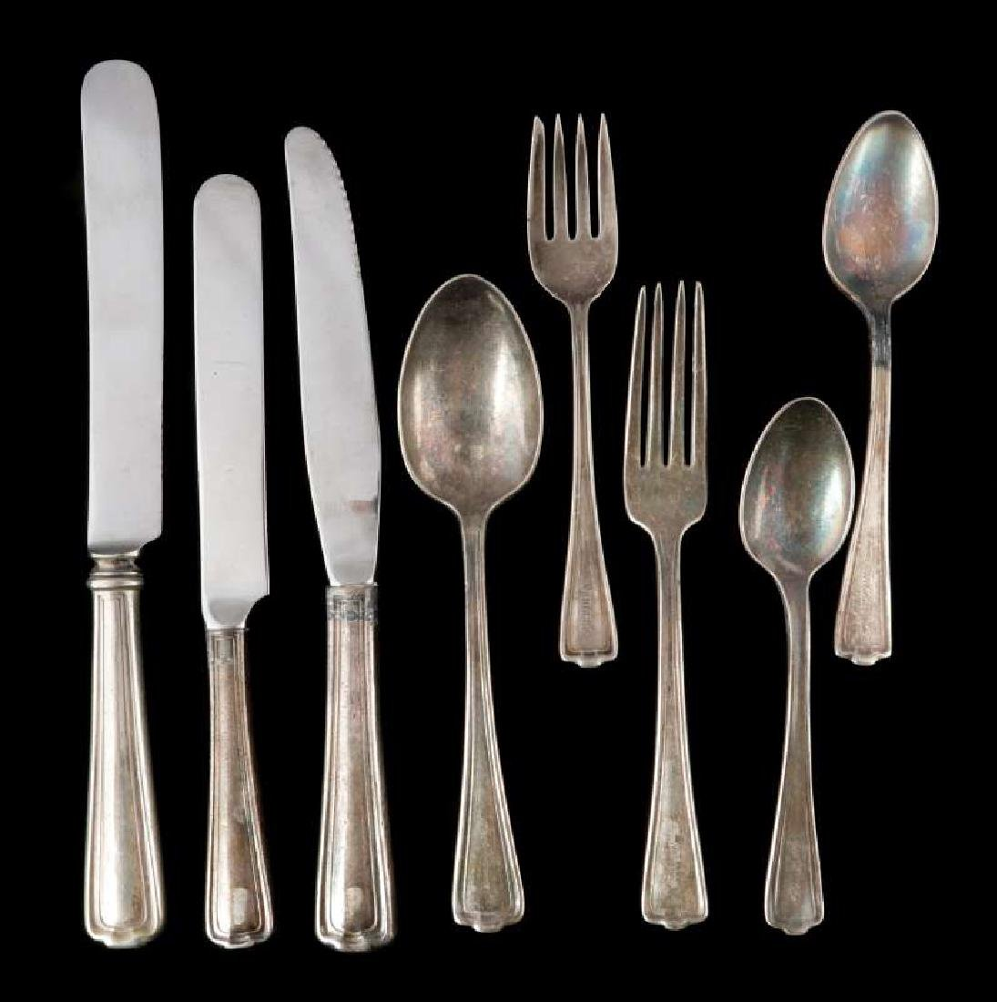 SANTA FE RAILROAD / FRED HARVEY CROMWELL FLATWARE