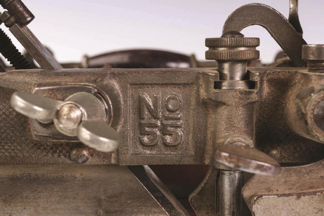 A STANLEY NO 55 UNIVERSAL COMBINATION PLANE - 8