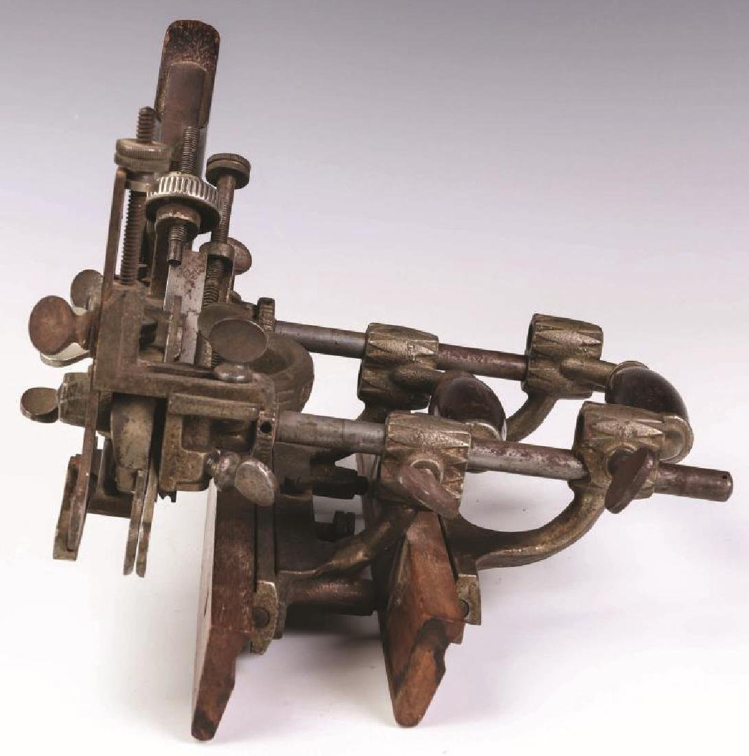 A STANLEY NO 55 UNIVERSAL COMBINATION PLANE - 9