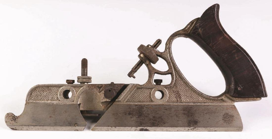 STANLEY PLANE No. 45 WITH ORIGINAL BOX & CUTTERS - 9