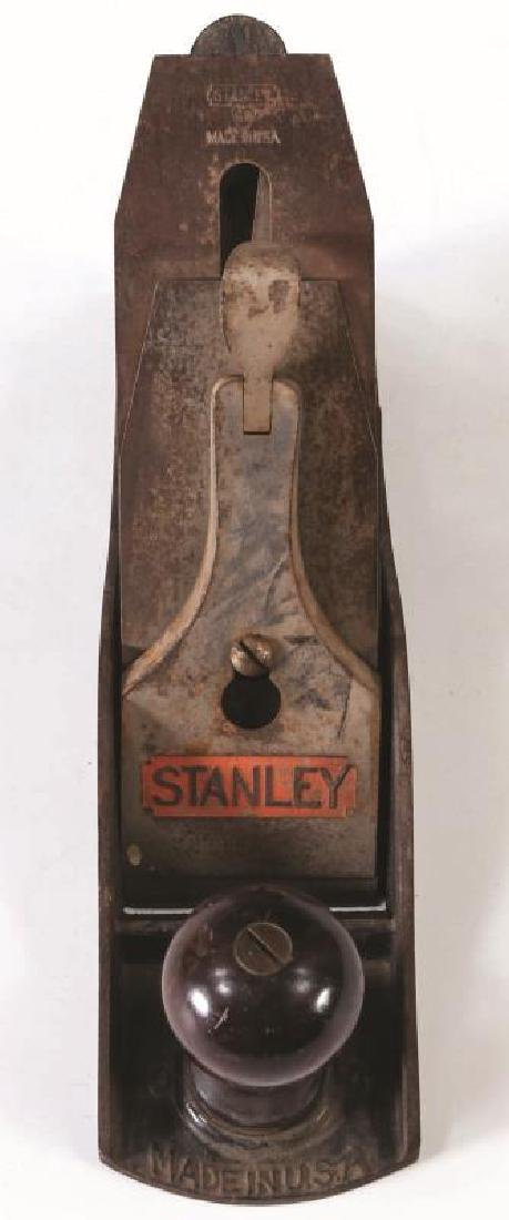 A STANLEY NO. 4 BAILEY SWEETHEART PLANE - 2
