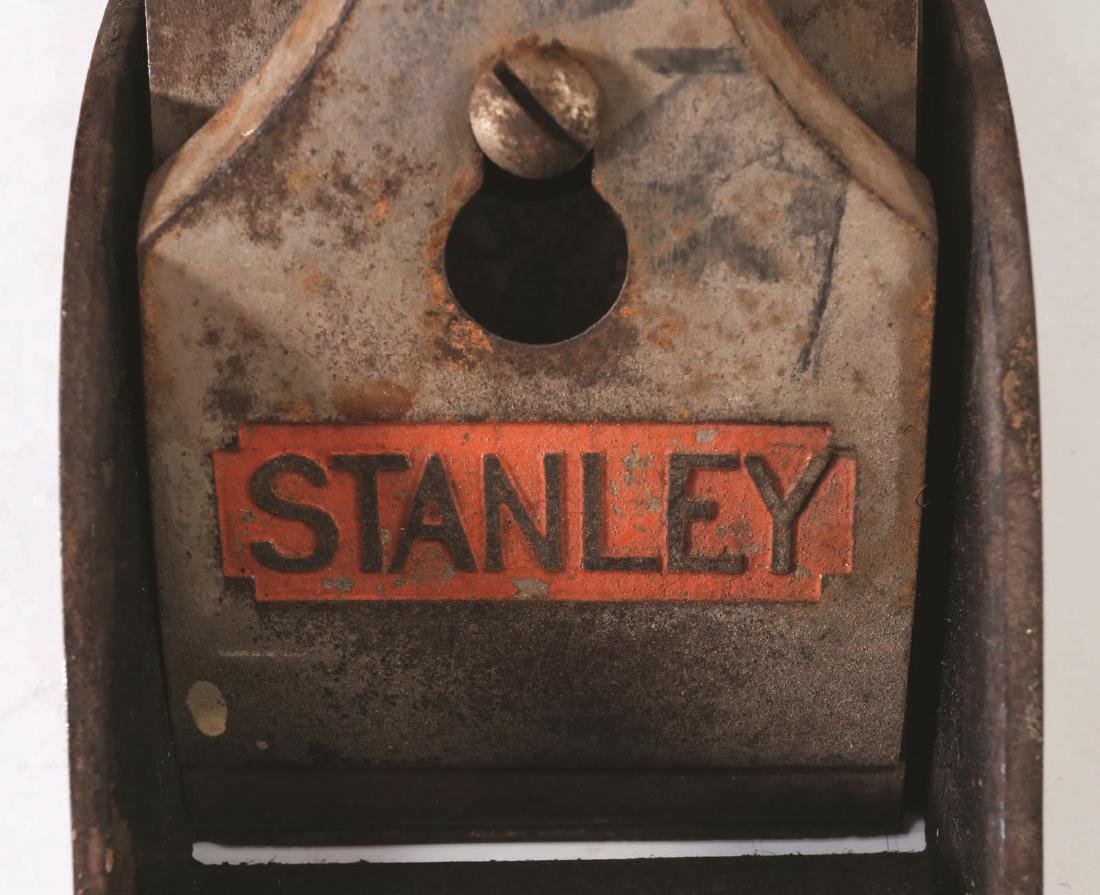 A STANLEY NO. 4 BAILEY SWEETHEART PLANE - 4