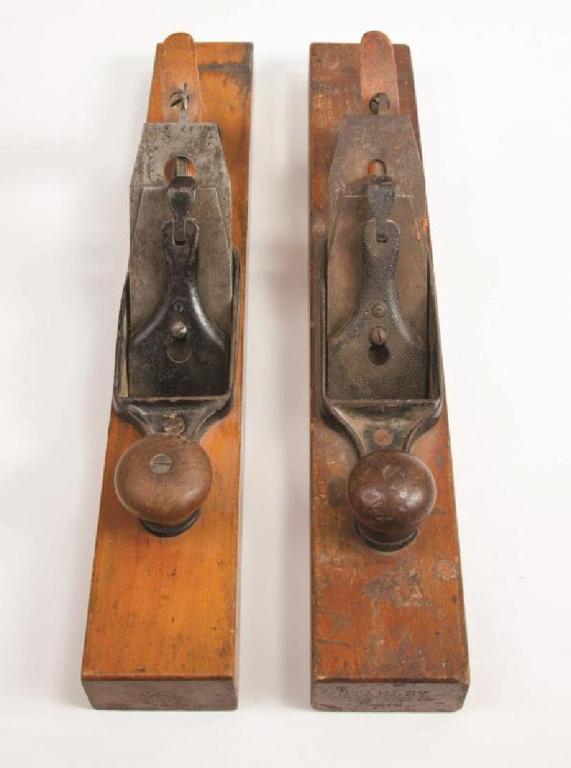 A 'B PLANE' AND STANLEY NO. 29 FORE PLANES - 2