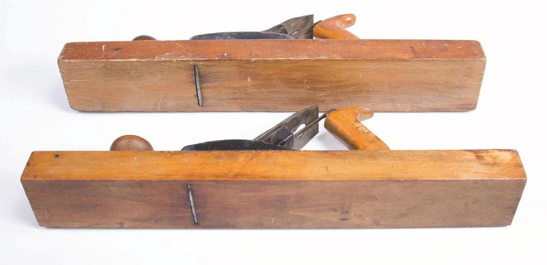 A 'B PLANE' AND STANLEY NO. 29 FORE PLANES - 6