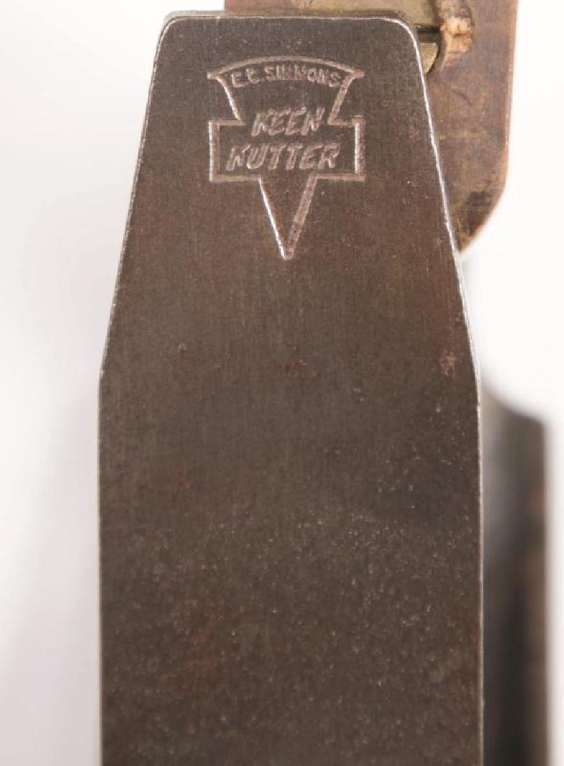 A KEEN KUTTER KK 240 SCRUB PLANE - 8