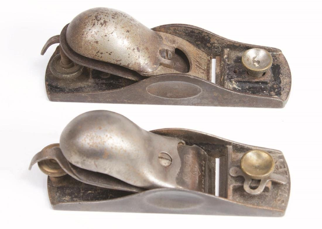A STANLEY NO. 18 KNUCKLE JOINT BLOCK PLANE - 2