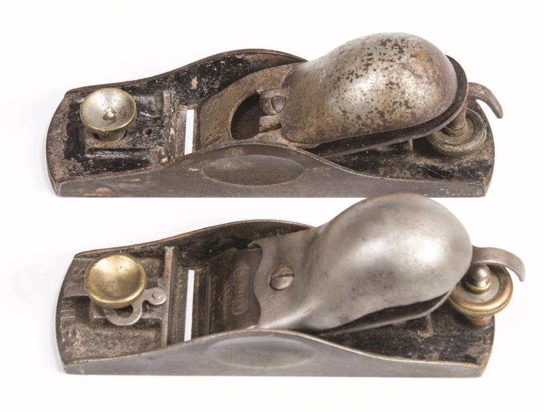 A STANLEY NO. 18 KNUCKLE JOINT BLOCK PLANE - 3