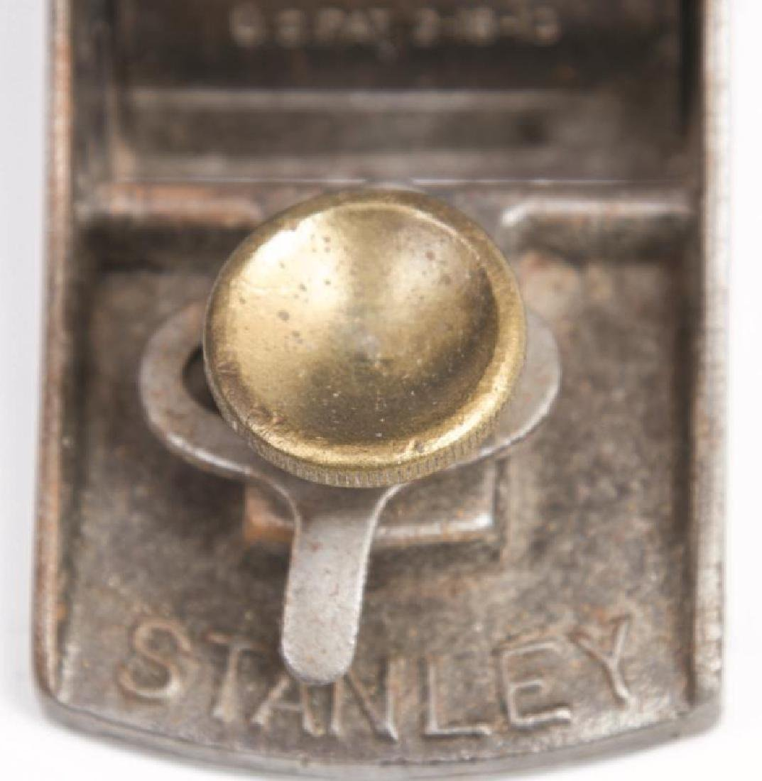 A STANLEY NO. 18 KNUCKLE JOINT BLOCK PLANE - 7