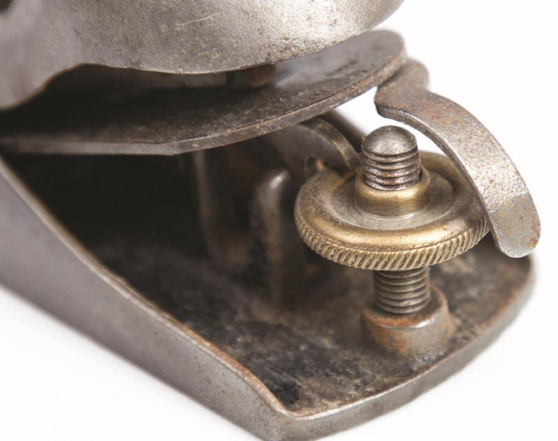 A STANLEY NO. 18 KNUCKLE JOINT BLOCK PLANE - 9