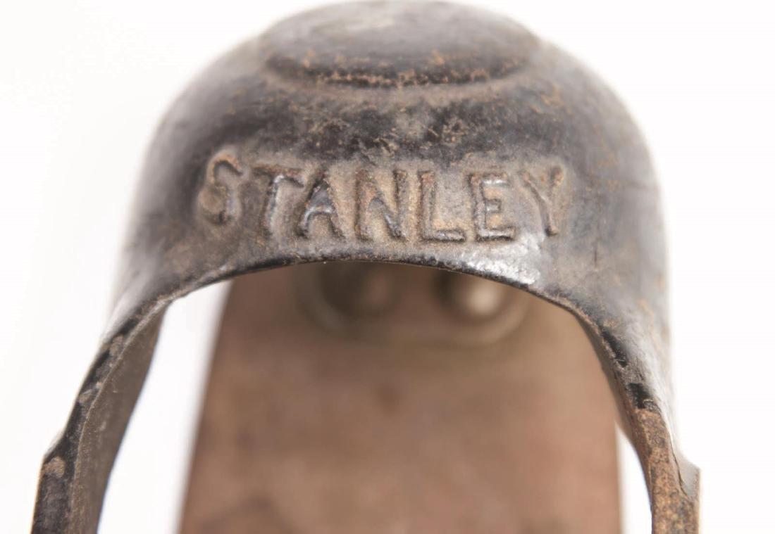 A STANLEY NO. 20 COMPASS PLANE - 6