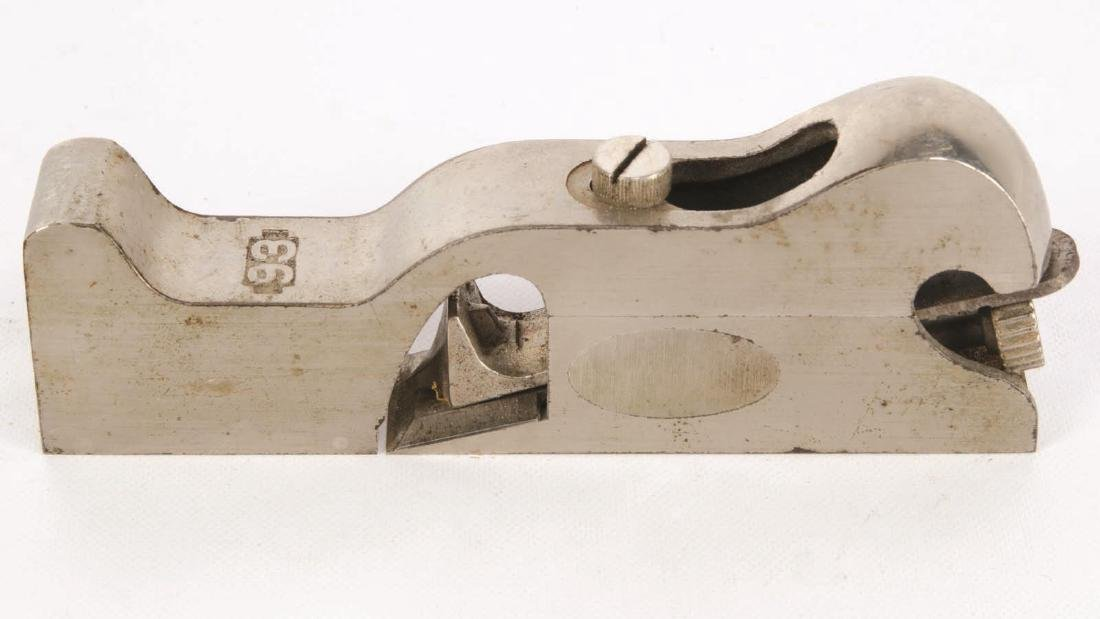 A STANLEY NO. 93 CABINET MAKER'S RABBET PLANE - 4