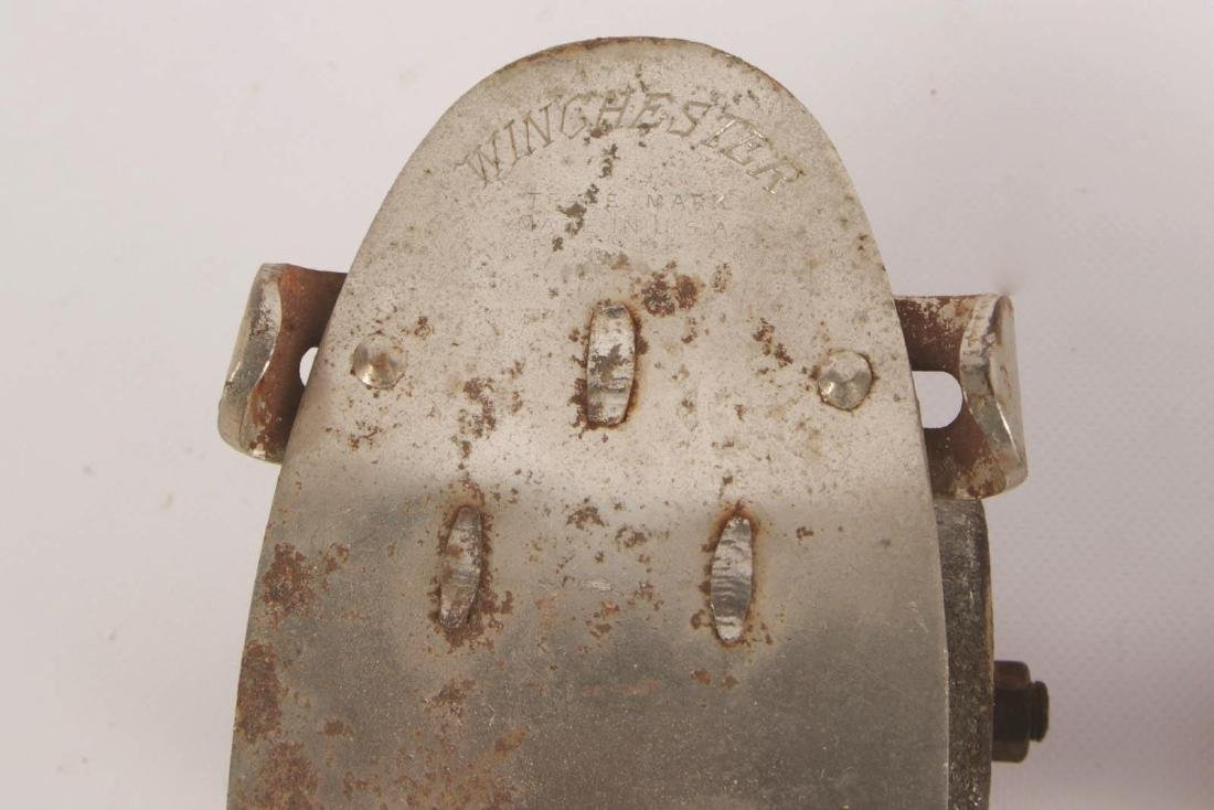 A PAIR OF VINTAGE WINCHESTER ROLLER SKATES - 8