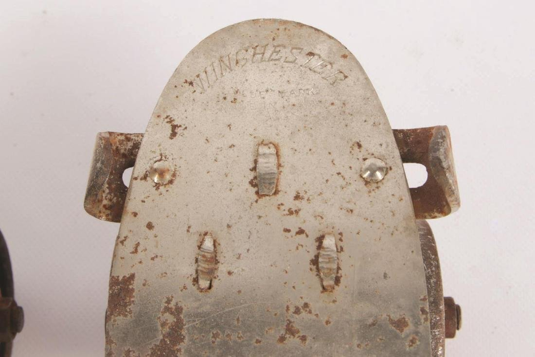 A PAIR OF VINTAGE WINCHESTER ROLLER SKATES - 9