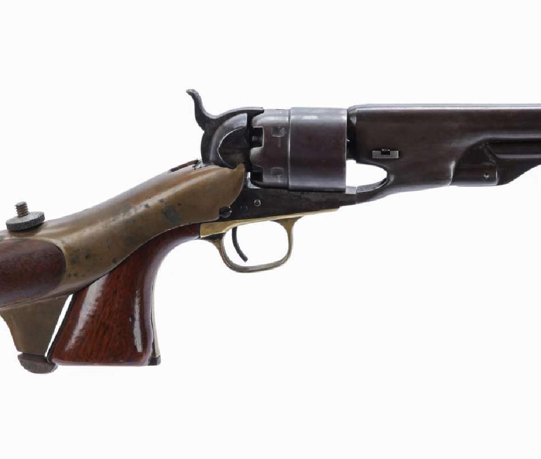 COLT CIVIL WAR .44 CALIBER M1860 REVOLVER