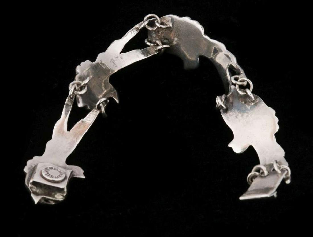 VINTAGE STERLING SILVER JEWELRY - 5
