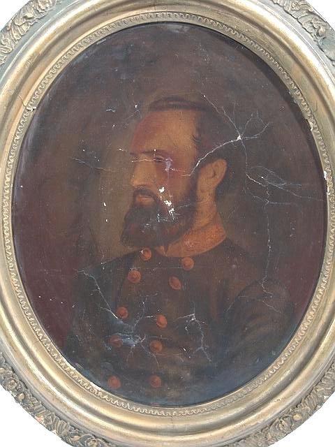 15: PERIOD PRINTED PORTRAIT OF STONEWALL JACKSON