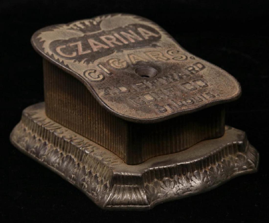CZARINA CIGARS ST. LOUIS COUNTER TOP CIGAR CUTTER