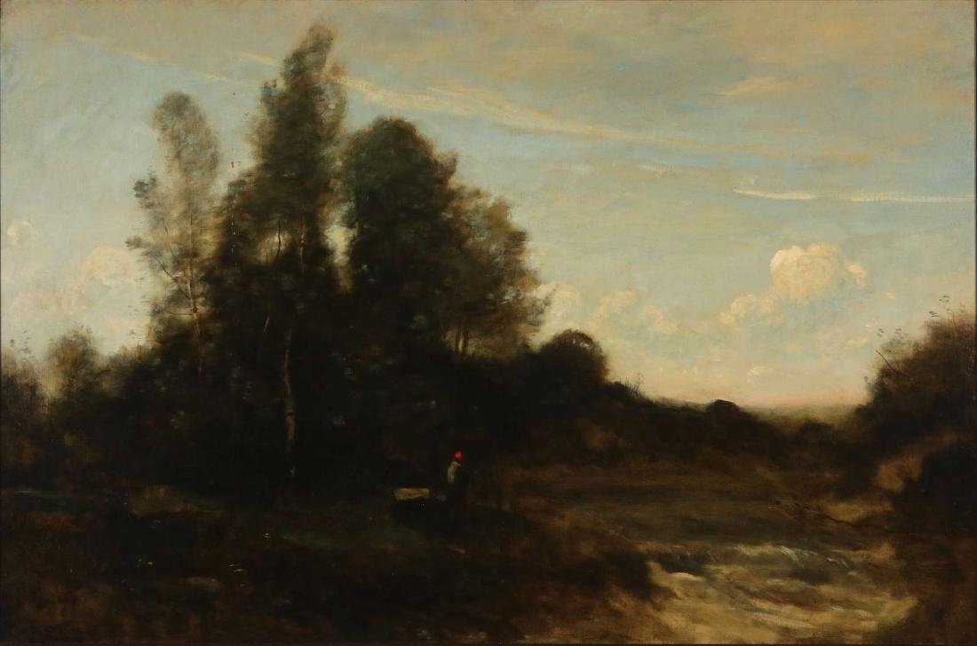 AFTER JEAN-BAPTISTE-CAMILLE COROT (1796-1875)