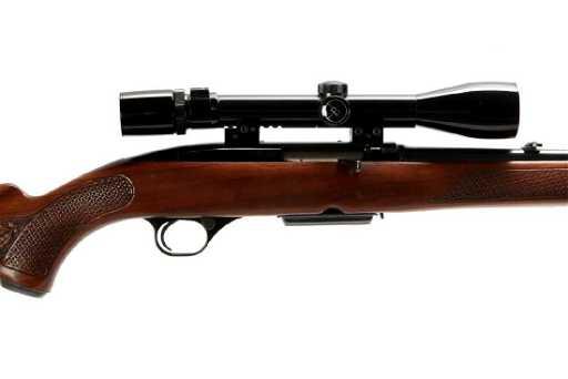 winchester model 100 semi automatic 308 cal rifle