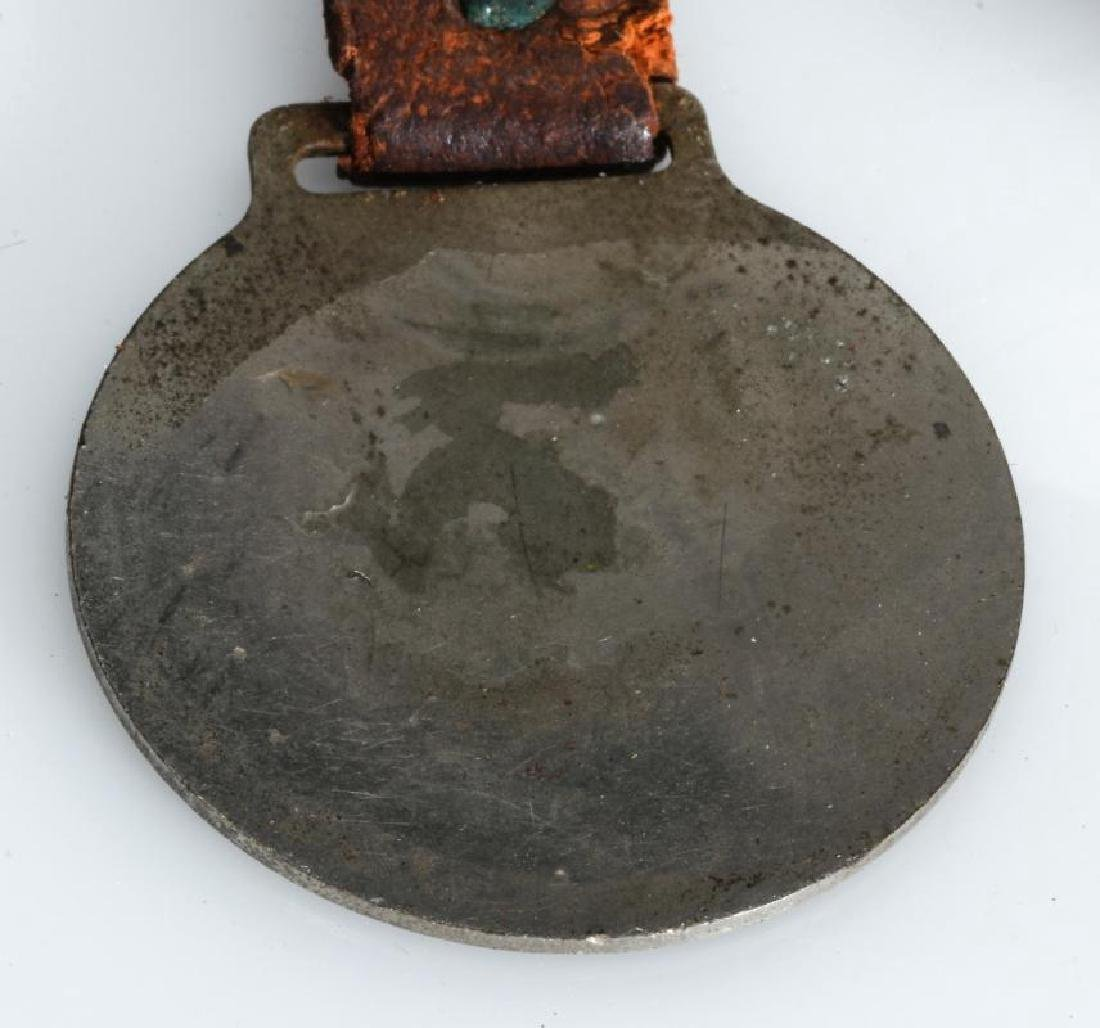 CIRCA 1933 INGERSOLL MICKEY MOUSE WATCH AND FOB - 5