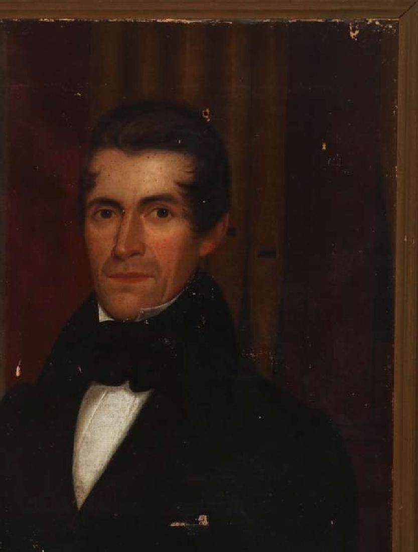 1839 MEDWAY MASSACHUSETTS BELLFOUNDER PORTRAIT - 4