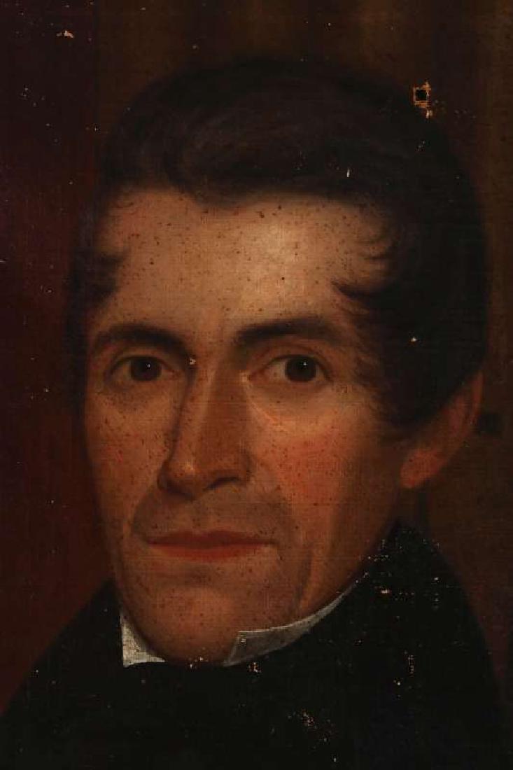1839 MEDWAY MASSACHUSETTS BELLFOUNDER PORTRAIT - 7