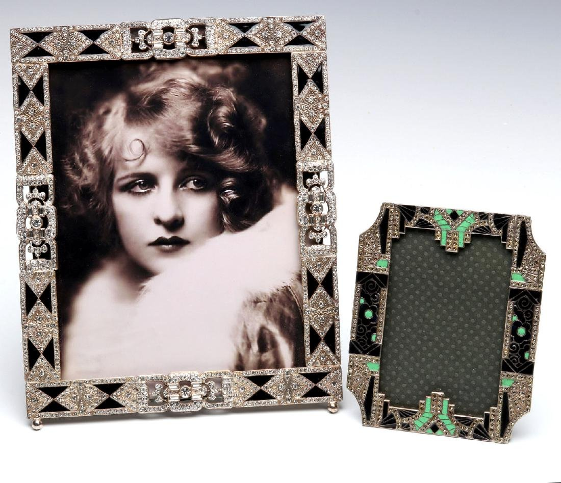 CONTEMPORARY FRENCH ART DECO STYLE PICTURE FRAMES