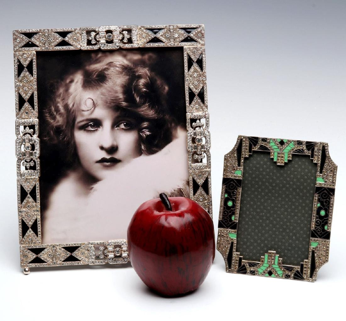 CONTEMPORARY FRENCH ART DECO STYLE PICTURE FRAMES - 2