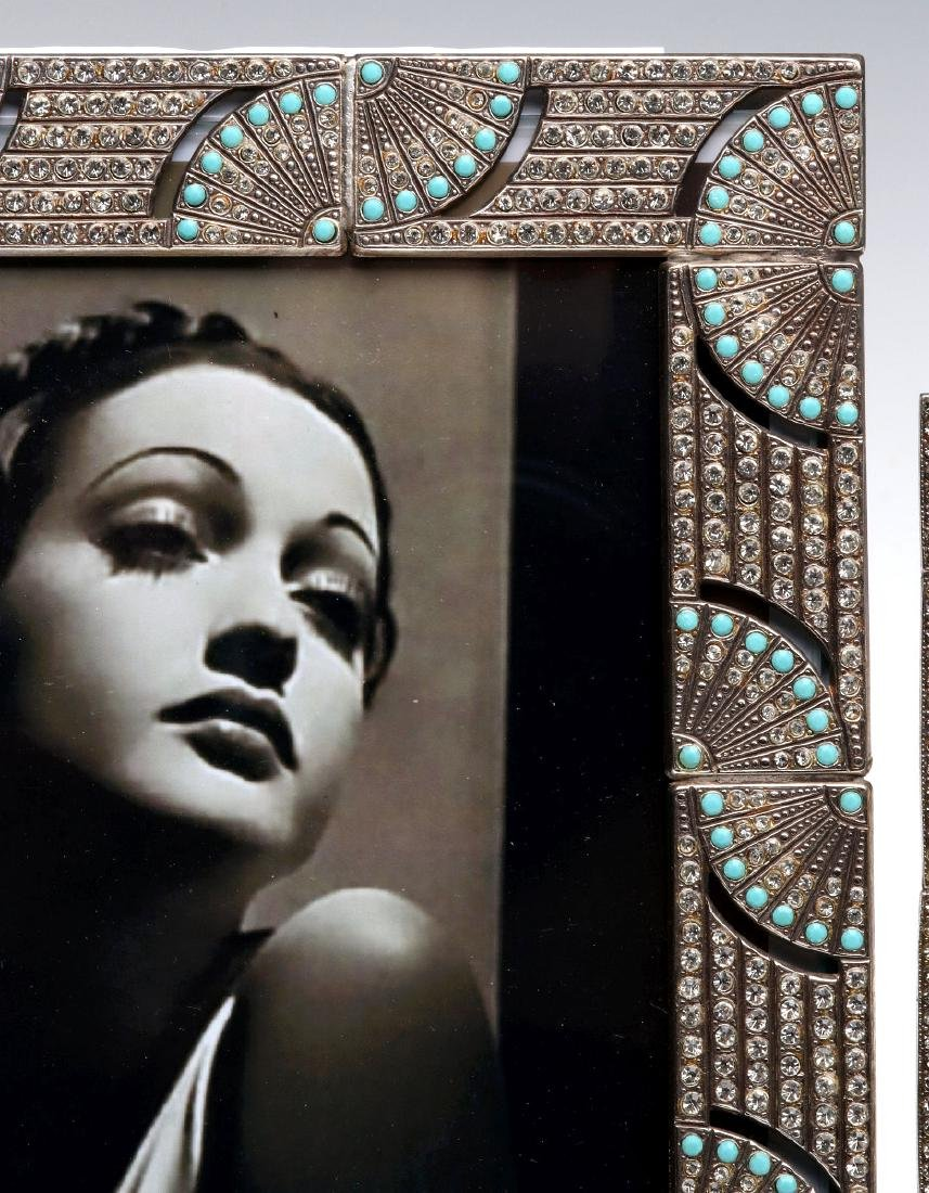 CONTEMPORARY FRENCH ART DECO STYLE PICTURE FRAMES - 4