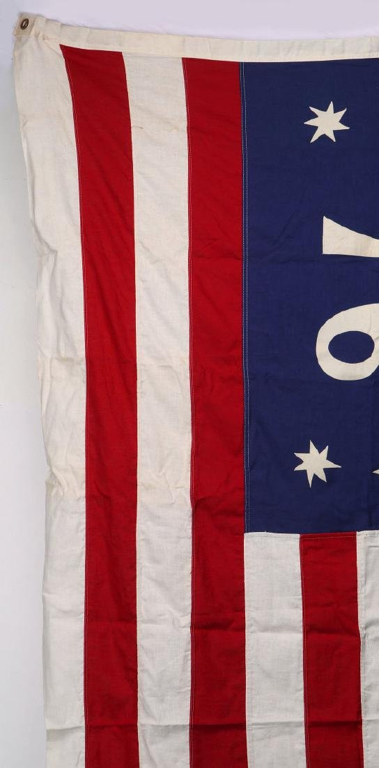 AN AMERICAN BICENTENNIAL FLAG IN BOX - 3