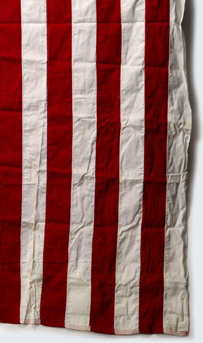 AN AMERICAN BICENTENNIAL FLAG IN BOX - 6
