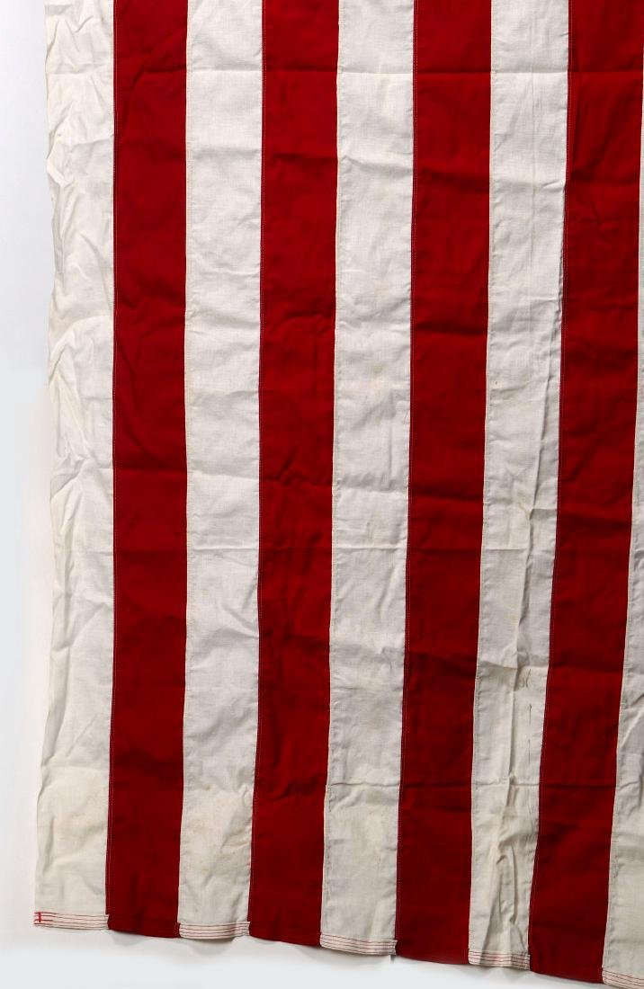 AN AMERICAN BICENTENNIAL FLAG IN BOX - 7