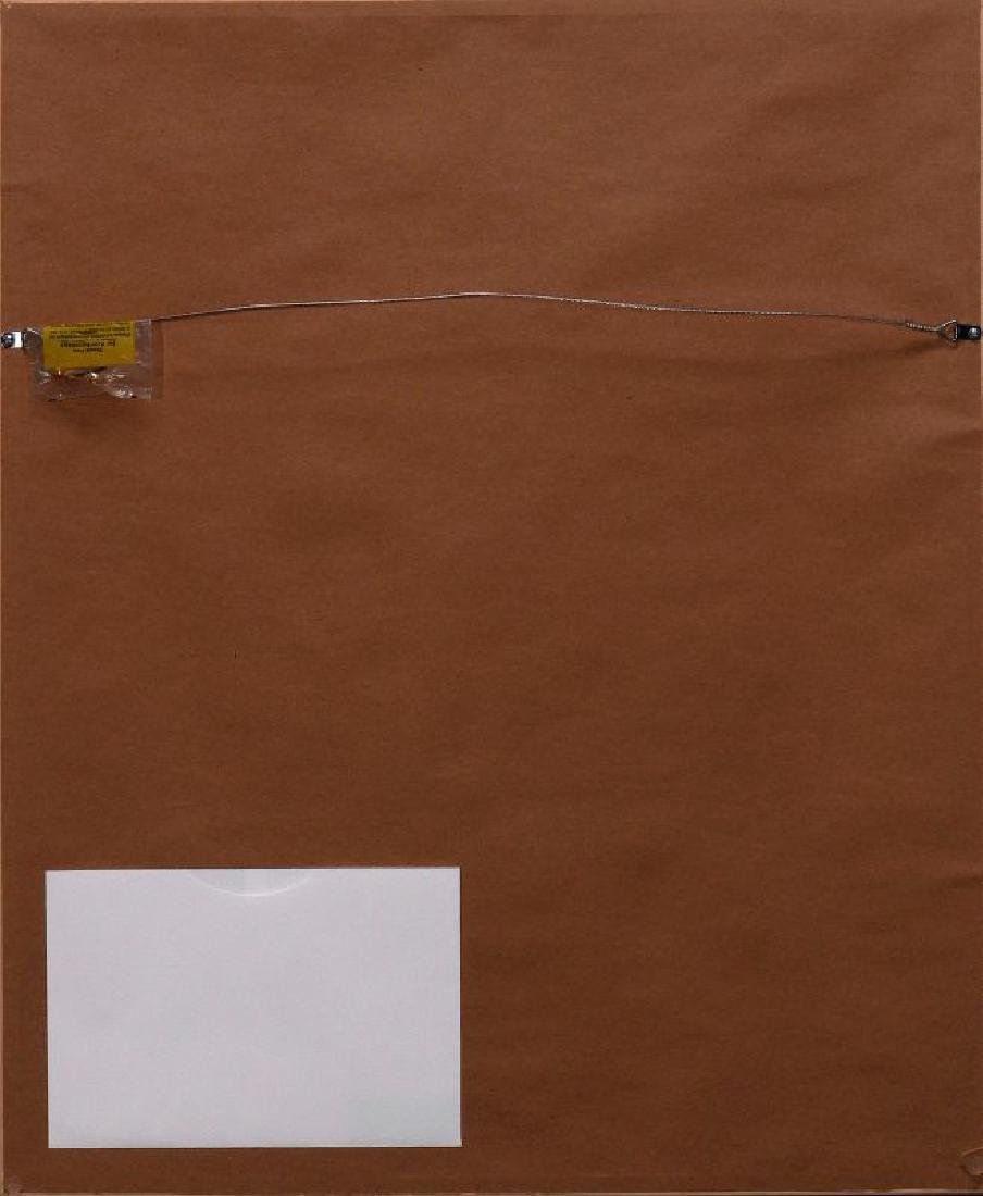HUGH MERRILL (1949-) PENCIL SIGNED ETCHING - 9