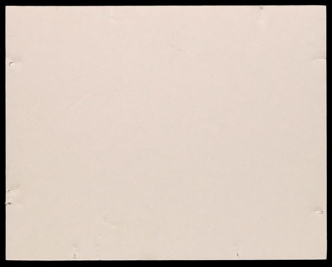 ARTHUR KRAFT (1922-1977) MIXED MEDIA ON PAPER - 8