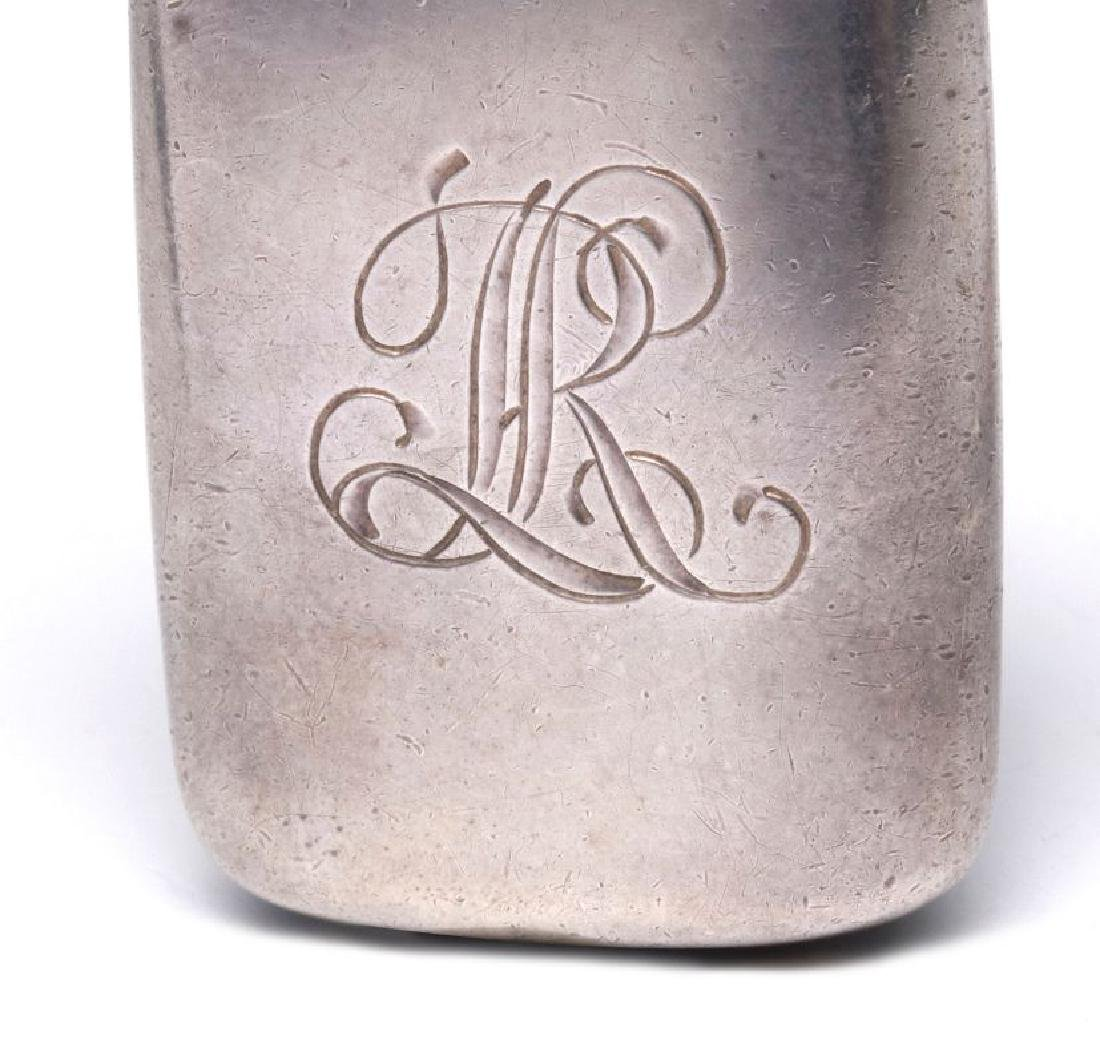 A STERLING SILVER PERFUME PENDANT - 2