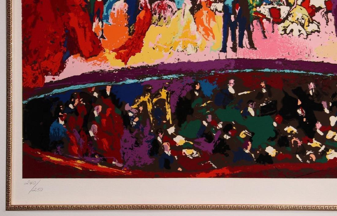 LEROY NEIMAN (1921-2012) PENCIL SIGNED SERIGRAPH - 5