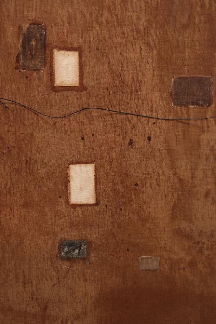 FREDERICK WALLIS (19TH CENTURY) OIL ON CANVAS - 10